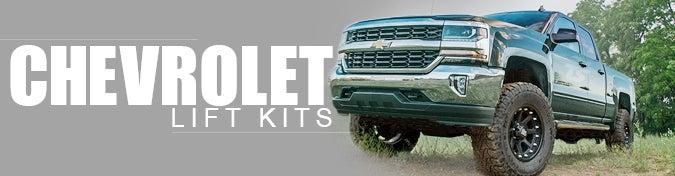 Chevy lift kits