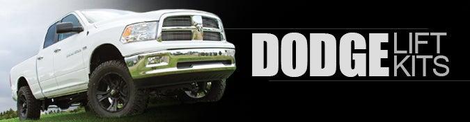 Dodge lift kits