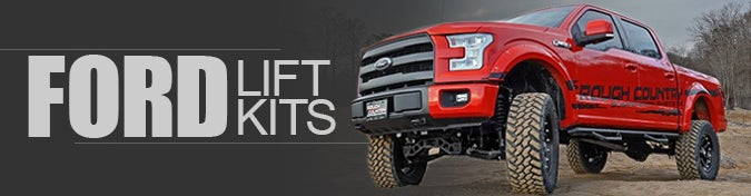 Ford lift kits