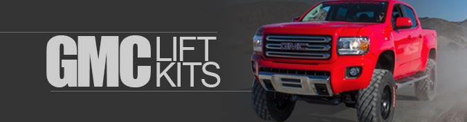 GMC lift kits