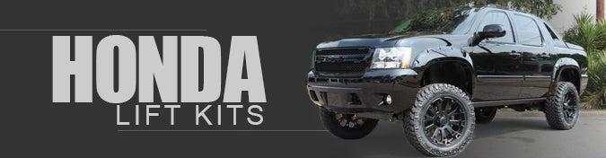 Honda lift kits