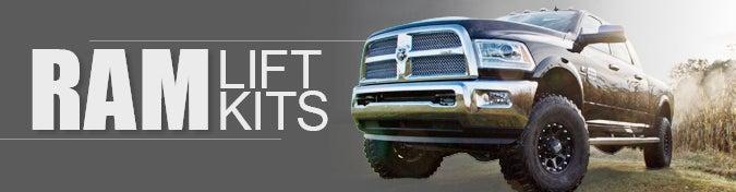Ram lift kits