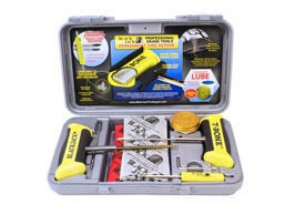 Tire Repair Kits, Tools and Supplies