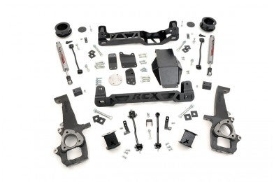 4in Dodge Suspension Lift Kit RC328S