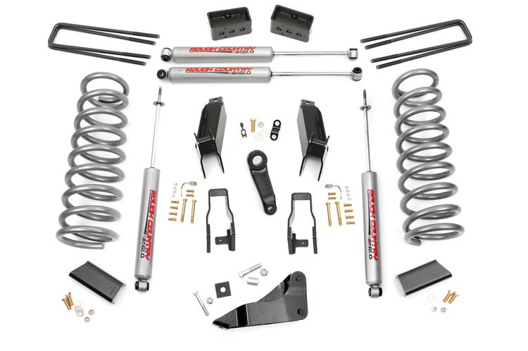 5-inch Suspension Lift Kit RC348.23