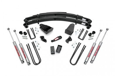 4in Ford Suspension Lift Kit RC490-87UP.20
