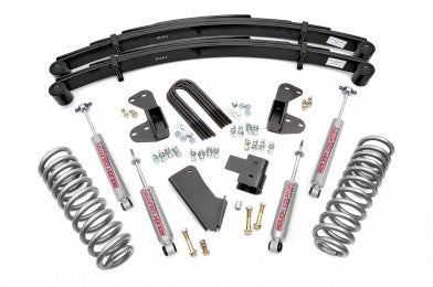 2.5in Ford Suspension Lift System RC510.20