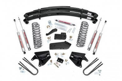 4in Ford Suspension Lift System RC520.20
