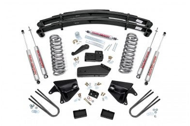 6in Ford Suspension Lift System RC525.20