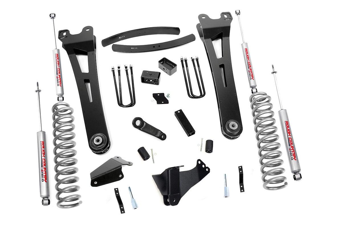 6-inch Radius Arm Suspension Lift Kit RC536.20