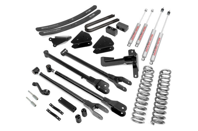 8in Ford 4-Link Suspension Lift System (Diesel) RC578.20