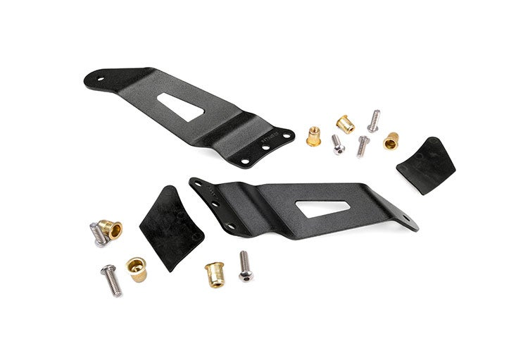 Rough Country Off Road Light Mounting Brackets